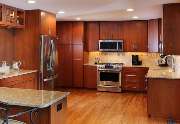 Beautiful Flooring Options For Kitchens
