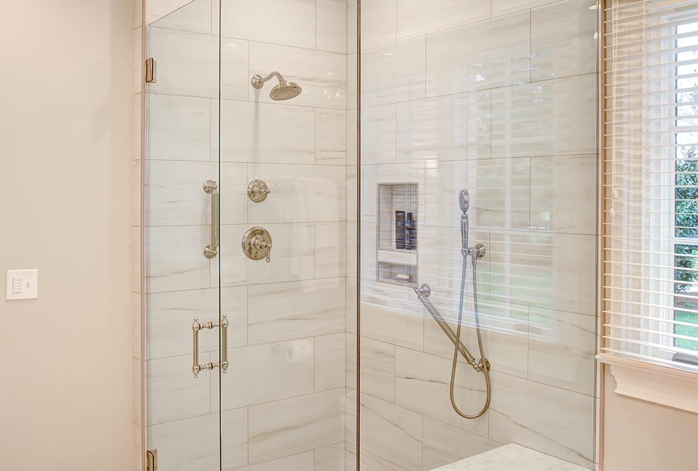 Big Showers Trending In En Suites